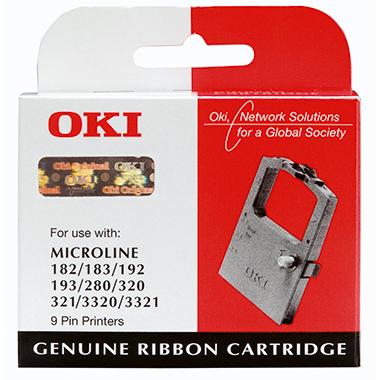 OKI Druckerfarbband 09002303