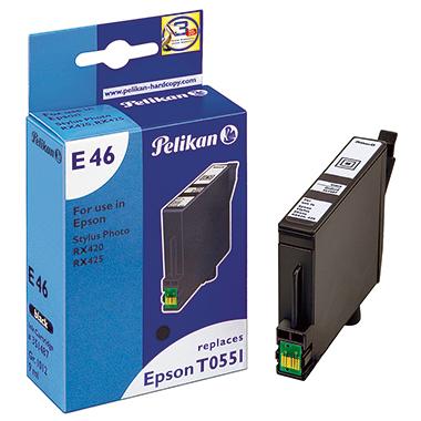 Pelikan Tintenpatrone Epson T055140 1012