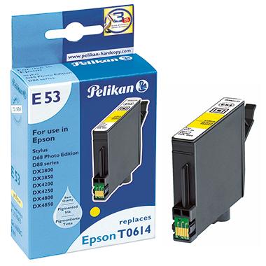 Pelikan Tintenpatrone  Epson T061440 1603C