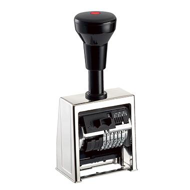 REINER Paginierstempel Numeroteur B6  23 x 6 mm (B x H)