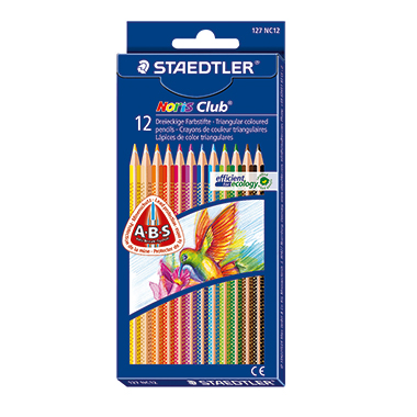STAEDTLER® Farbstift Noris Club® 127 12 St./Pack.