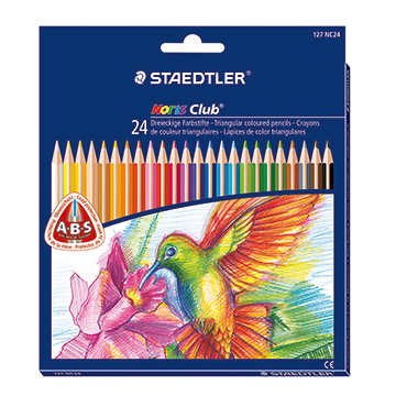 STAEDTLER® Farbstift Noris Club® 127  24 St./Pack.