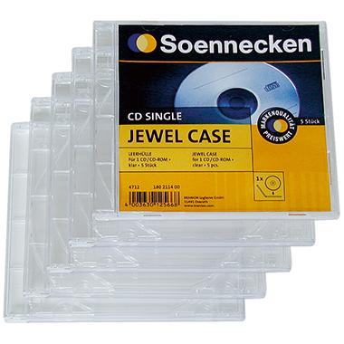 Soennecken CD/DVD Hülle
