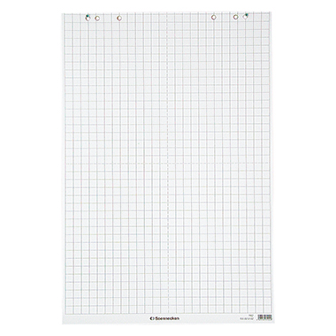 Soennecken Flipchartblock  Papier 3 Block/Pack.