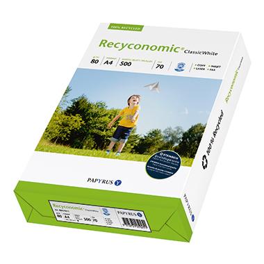Recyconomic® Kopierpapier Classic White