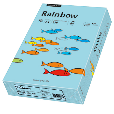 Rainbow Multifunktionspapier Color  DIN A4 120 g/m²
