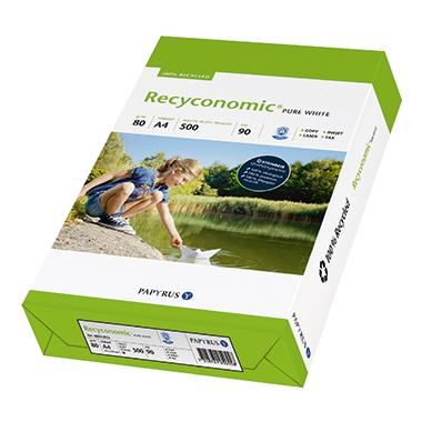 Recyconomic® Kopierpapier Pure White