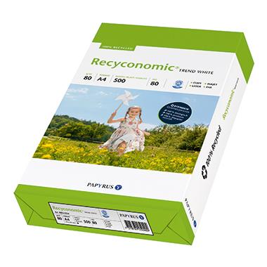 Recyconomic® Kopierpapier Trend White