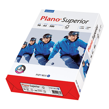 Plano® Multifunktionspapier Superior  DIN A4 500 Bl./Pack.