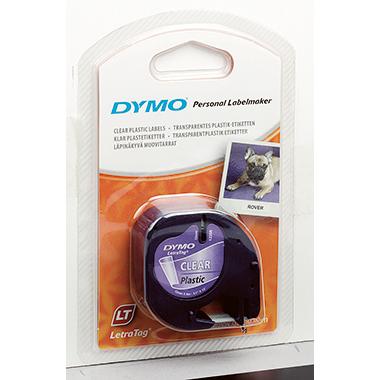 DYMO® Schriftbandkassette LetraTag™ 12 mm x 4 m (B x L)