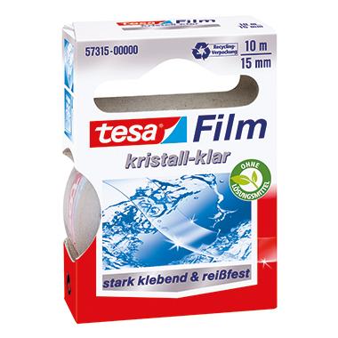 tesa® Klebefilm tesafilm® kristall-klar