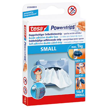 tesa® Klebepad Powerstrips® Small