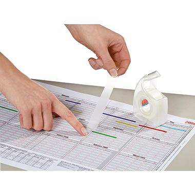 tesa® Handabroller Easy Cut® 19 mm x 10 m (B x L)