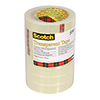 Scotch® Klebefilm 550 19 mm x 66 m (B x L) 8 St./Pack. A007522G