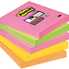 Post-it Haftnotiz Super Sticky Neon Notes Cape Town Collection A007592K