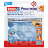 tesa® Haken Powerstrips® transparent Deco A007626J