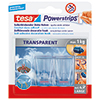 tesa® Haken Powerstrips® transparent XL A007682I