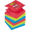 Post-it® Haftnotiz Super Sticky Z-Notes Bora Bora Collection A007930L