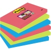 Post-it® Haftnotiz Super Sticky Notes Bora Bora Collection  6 Block/Pack. A007944H