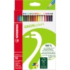STABILO® Farbstift GREENcolors  18 St./Pack. A007967N
