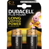 DURACELL Batterie Plus Power C/Baby 2 St./Pack. A007974M