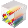 Deflecto® Organisationsbox CUBE A007988Q