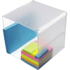 Deflecto® Organisationsbox Classic CUBE A007988S