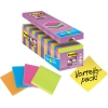 Post-it® Haftnotiz Super Sticky Notes Bangkok Collection Promotion  24 Block/Pack. A007992B