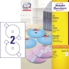 Avery Zweckform CD/DVD Etikett  200 Etik./Pack. A009041Y
