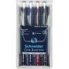 Schneider Tintenroller One Business 4 St./Pack. A009185R