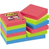 Post-it® Haftnotiz Super Sticky Notes Bora Bora Collection  12 Block/Pack. A009391K