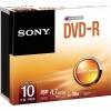 Sony DVD-R  Slimcase A009528Y