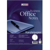 Landré Kanzleipapier Business Office Notes  25 A009533Z