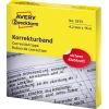 Avery Zweckform Korrekturband 4,2 mm x 15 m (B x L) A009693J