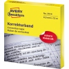 Avery Zweckform Korrekturband  8,5 mm x 15 m (B x L) A009693K
