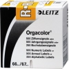 Leitz Buchstabensignal Orgacolor®  orange A009736Z