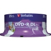Verbatim DVD+R DL Double Layer  bedruckbar A010081H