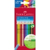 Faber-Castell Farbstift Colour GRIP  12 St./Pack. A010236L