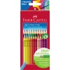 Faber-Castell Farbstift Colour GRIP  24 St./Pack. A010236M