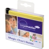 Legamaster Moderationsfolie Magic-Chart Notes  10 x 10 cm (B x H) 100 St./Pack. A010519Y