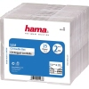 Hama CD/DVD Hülle Slim Double A010639F