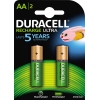 DURACELL Akku Rechargeable ULTRA HR06 2 St./Pack. A011043F