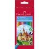 Faber-Castell Farbstift CASTLE 12 St./Pack. A011064F