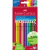 Faber-Castell Farbstift Jumbo GRIP  12 St./Pack. A011064O