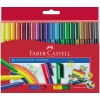 Faber-Castell Fasermaler CONNECTOR  20 St./Pack. A011064P