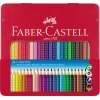 Faber-Castell Farbstift Colour GRIP  Metalletui 24 St./Pack. A011065K