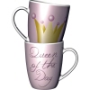 la vida Kaffeebecher  Queen of the Day A011342G