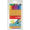 STABILO® Fineliner point 88®  20 St./Pack. A011439D