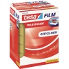 tesa® Klebefilm tesafilm® transparent Office-Box  25 mm x 66 m (B x L) A011470L