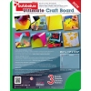 Crafttex Bastelbogen Bubbalux Ultimate Craft Board  21,5 x 27,9 cm (B x H) A011659A